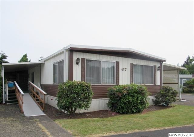2655 NW Highland Dr. #67, Corvallis $29,500