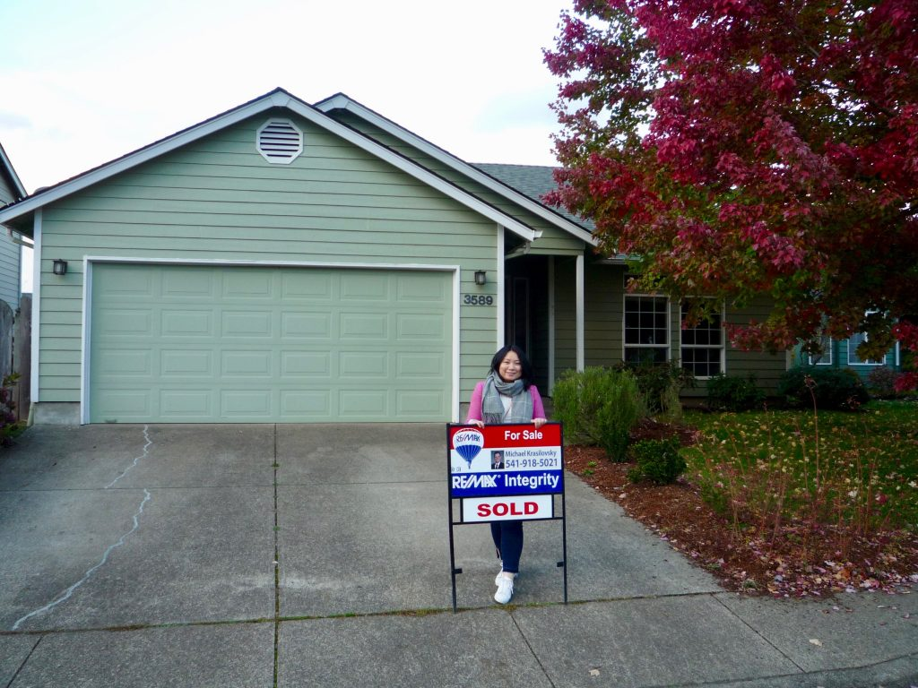 SOLD: 3589 SW Par Place, Corvallis  $331,100