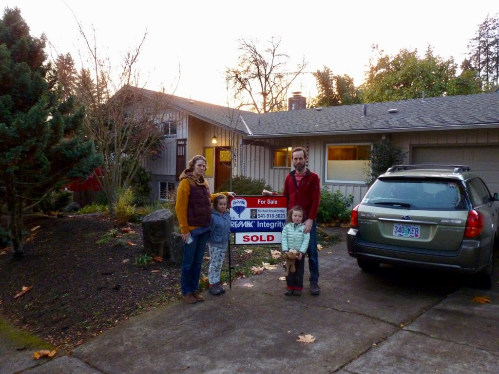 SOLD: 1330 NW Alta Vista Dr, Corvallis  $407,000
