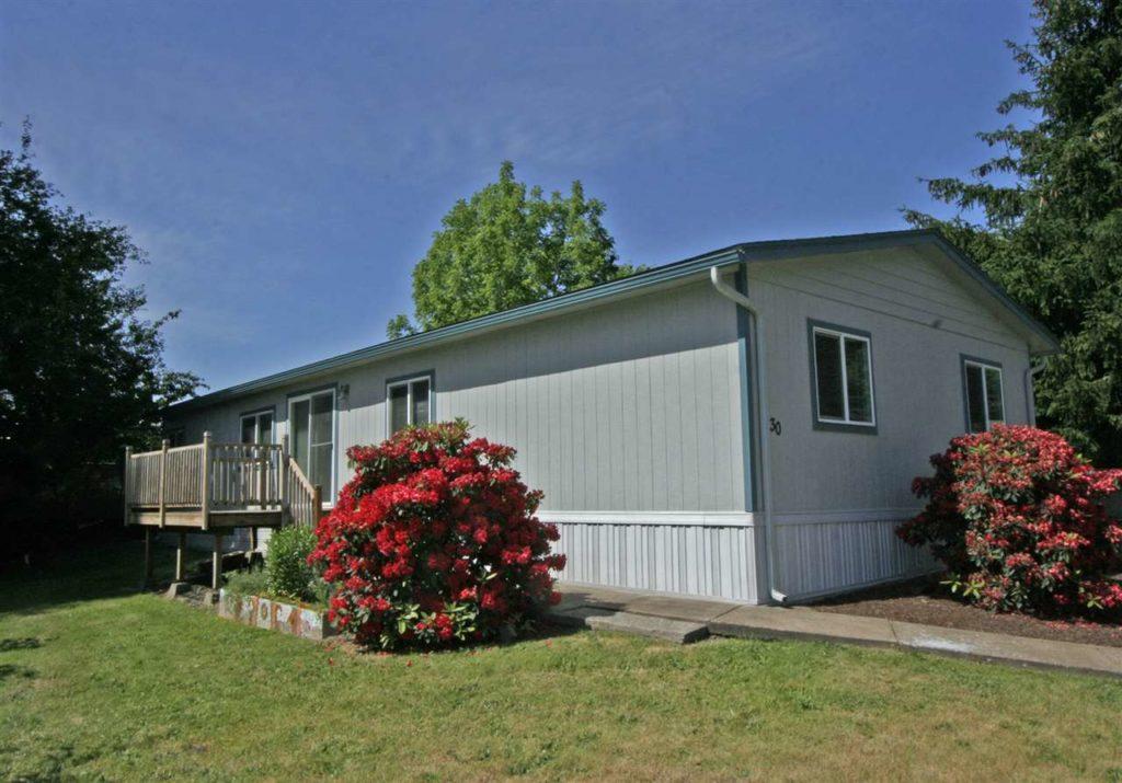 SOLD: 2010 SW 3rd Street, #30 Corvallis  $50,000