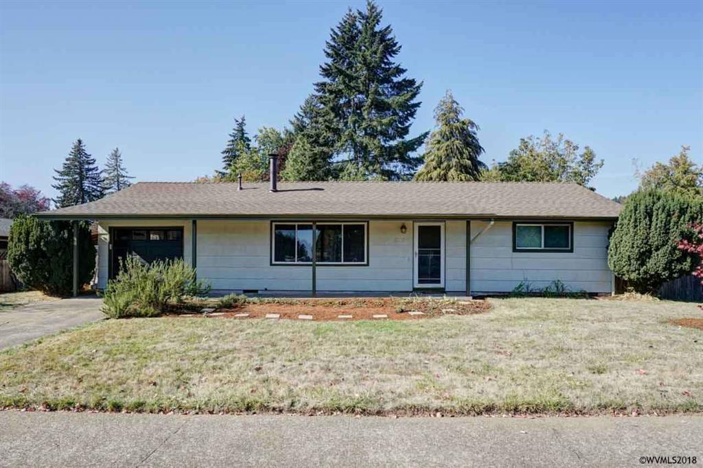 SOLD: 2520 NW Highland Drive, Corvallis $249,900