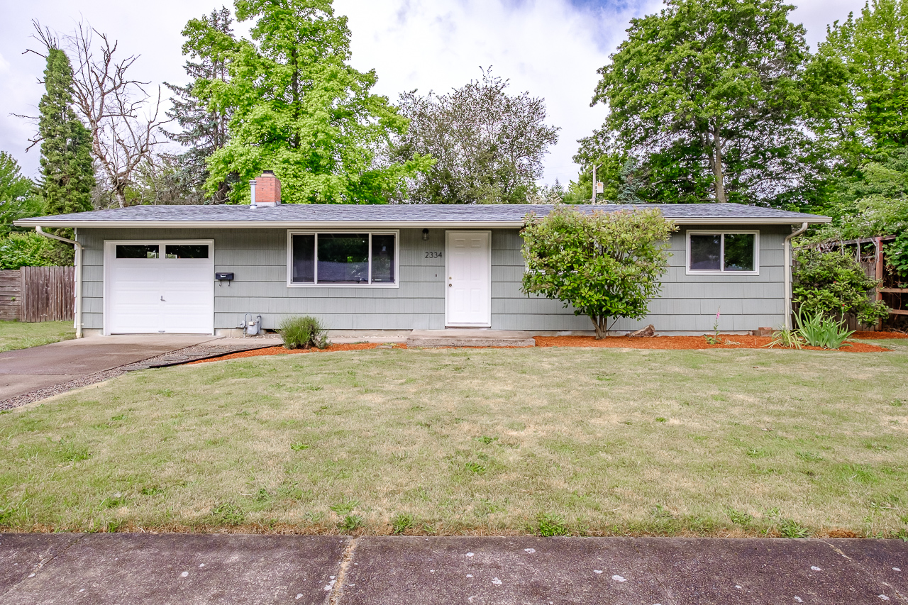 SOLD: 2334 NW 11th St, Corvallis. $310,000