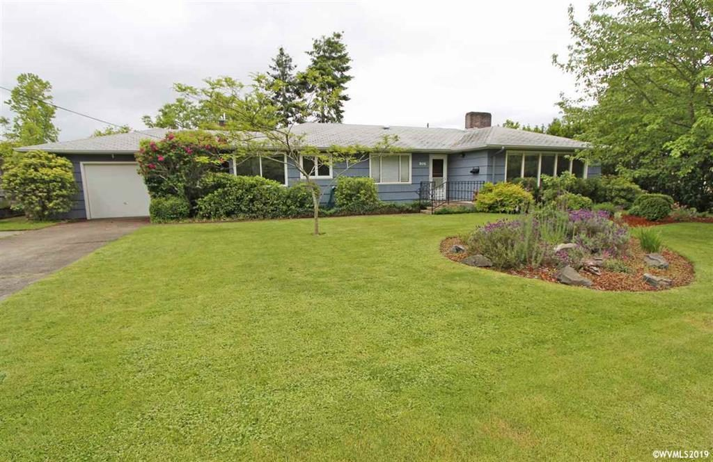 SOLD: 905 NW 36th Street, Corvallis. $390,000