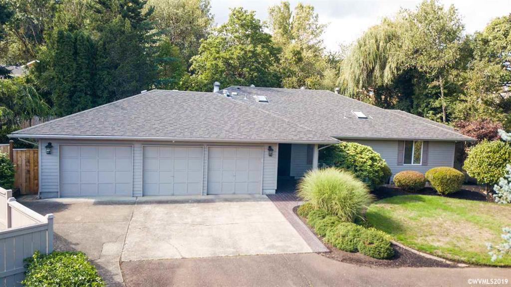 SOLD: 3175 NW Seneca Pl, Corvallis.  $498,000