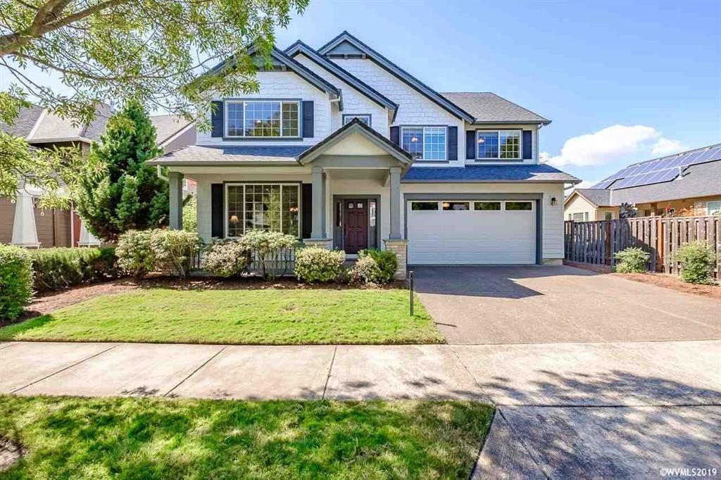 SOLD: 3274 SE Shoreline Dr, Corvallis. $495,000