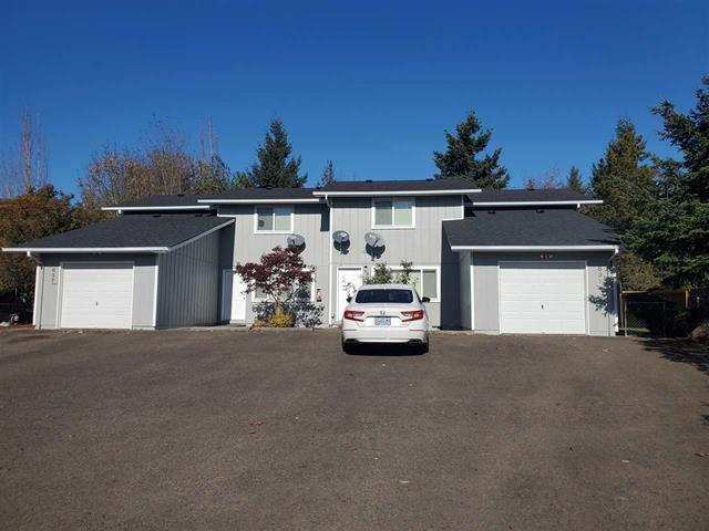 SOLD:  831-837 NW Oak Ave., Corvallis.  $525,000
