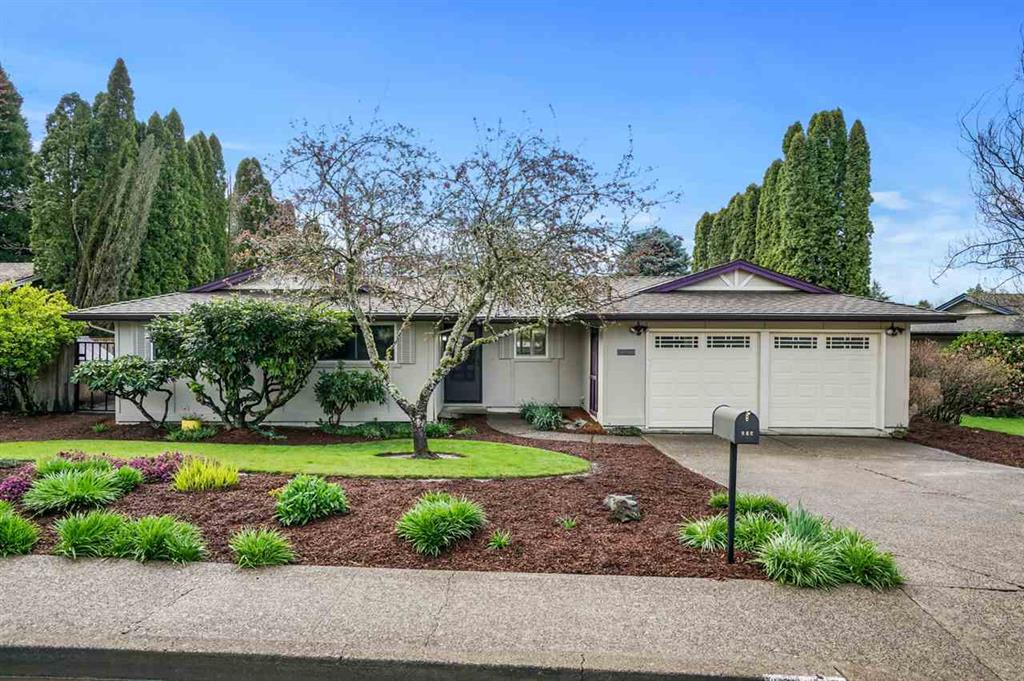 SOLD: 642 NW Stewart Place, Corvallis.  $385,000