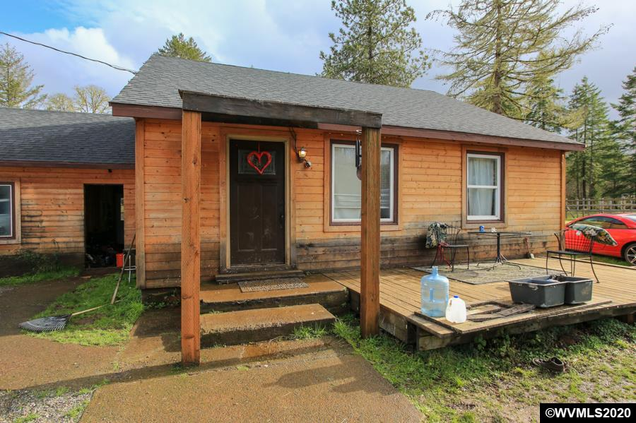 SOLD:  38487/38558 Kings Valley Hwy, Philomath.
