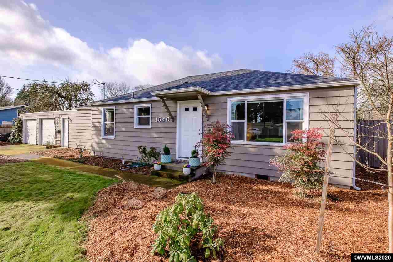 SOLD:  2130 NW 25th Street, Corvallis.  $370,000