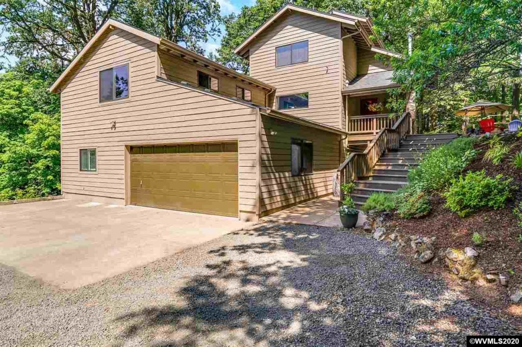 UNDER CONTRACT:  2110 NW Brownly Heights Drive, Corvallis.