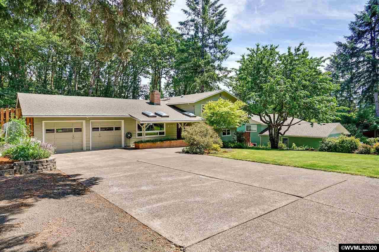 UNDER CONTRACT:  2155 NW Evergreen St., Corvallis.